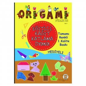 Origami Türkiye Dergisi Sayı 1