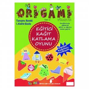 Origami Türkiye Dergisi Sayı 2