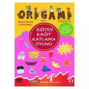 Origami Türkiye Dergisi Sayı 3