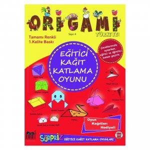 Origami Türkiye Dergisi Sayı 4