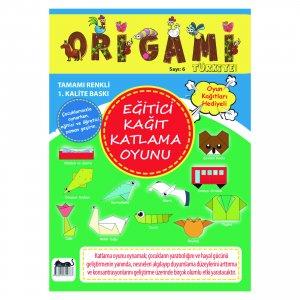 Origami Türkiye Dergisi Sayı 6