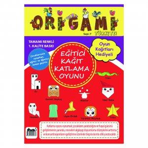 Origami Türkiye Dergisi Sayı 7