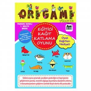 Origami Türkiye Dergisi Sayı 8