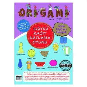 Origami Türkiye Dergisi Sayı 9