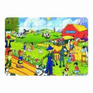 Yapboz – 80 Parça – Bizim Çiftlik