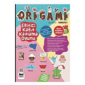 Origami Türkiye Dergisi Sayı 12
