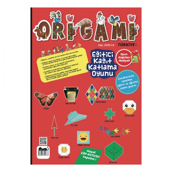 Origami Türkiye Dergisi Sayı 14
