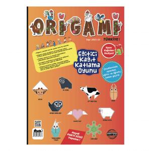 Origami Türkiye Dergisi Sayı 15